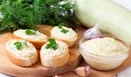Икра из кабачков с брынзой: пошаговый рецепт