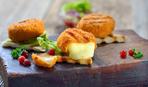 Сыр в панировке