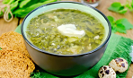 Как приготовить хит сезона - суп из крапивы