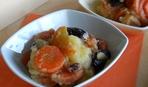 Вкусный еврейский гарнир: картофельно-морковный цимес