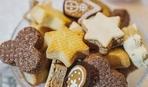 Ореховое печенье с тросниковым сахаром
