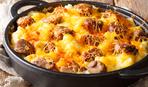 Запеканка картофельно-мясная