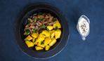 Сметанный соус с хреном: пошаговый рецепт
