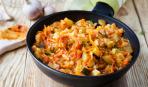 Овощное рагу с курицей - на вкусный ужин