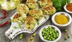 Рецепт от Мэри Поппинс: рыбные котлетки с зелёным горошком