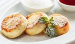 Творожные сырники с грушей: пошаговый рецепт