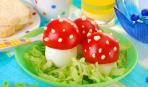 Красивая и вкусная закуска «Грибочки»