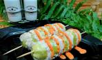 Необычный люля-кебаб с кабачками