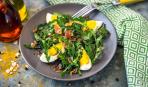 Блюдо дня: легкий салат из одуванчика