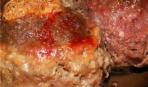 Мясные зразы по-литовски