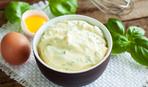 Майонезный соус с зеленью: пошаговый рецепт