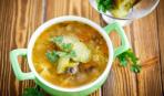 Рассольник с фасолью: отличный рецепт