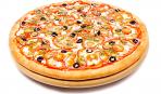 Пицца по-лигурийски