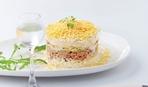Салат Мимоза с авокадо: новый вкус известного блюда