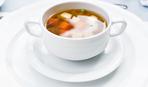 Картофельный суп с перловкой