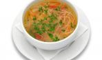Молдавский суп из овощей