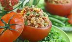 Блюдо дня: греческие фаршированные помидоры Йемиста