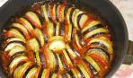 Кабачки жареные в соусе-маринаде