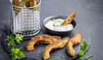 Чесночный соус из сметаны: пошаговый рецепт