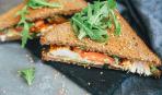 Сэндвичи-гриль «Сырное ассорти»