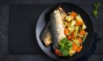 Вкусная идея для гриля - пряная морская рыба