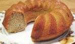 Пасхальный ванильный кекс