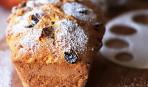 Праздничный кекс на Пасху