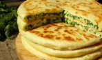 Хачапури с сыром на Масленицу