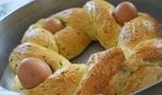 «Пасхальный венок» – традиционная выпечка в Италии