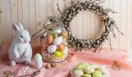 Как украсить пасхальный стол: оригинальные идеи