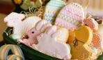 Красивое и вкусное печенье «Пасхальное»