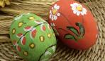 Раскрашивание яиц