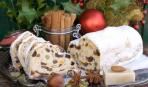 Ванильный кекс с изюмом «Рождественский»