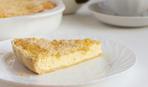 Пирог с гуайявой и творогом