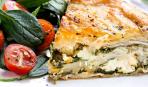 Традиции греческой кухни: спанакопита