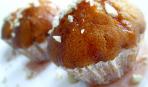 Арахисовые мини-кексы