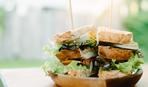 Юго-западный сэндвич с индюшиными отбивными