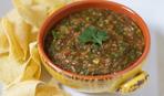 Сальса из печеных помидоров: пошаговый рецепт