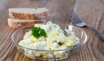 Сытный ужин: немецкий картофельный салат