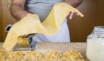 Как приготовить яичное тесто (для тальолини и тальятелле)