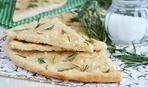 Фокачча с сыром и картофелем