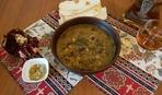 Секреты армянской кухни от Нелли: суп из конского щавеля (Авелук)