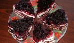 Бисквитные пирожные «Сердечки»