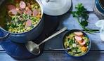 Снерт - голландский гороховый суп