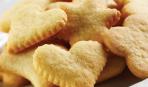 Вкусный Пост: печенье из овсянки с томатом и орехами