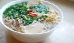 Ужин в ханойском стиле: лапша с курицей