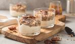 Что приготовить маме на 8 марта: ореховая карамель с йогуртом