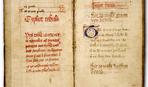 Старинные кулинарные книги: средневековый свиток рецептов.