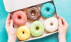 Американские пончики Донатс от Эктора Хименес-Браво