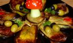 Овощная закуска «Осень»